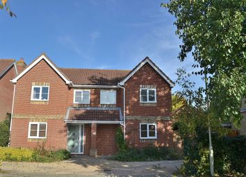 Thumbnail 4 bedroom detached house for sale in The Carpenters, Bishop's Stortford