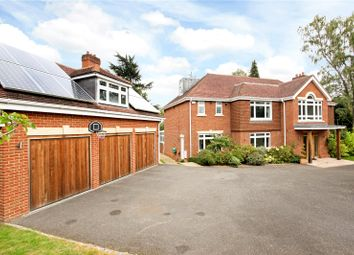 Thumbnail 6 bedroom detached house for sale in Queens Hill Rise, Ascot, Berkshire