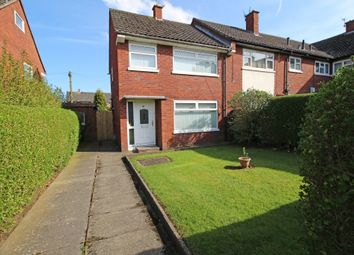 Thumbnail 2 bed semi-detached house for sale in Abbotts Way, Winsford