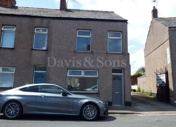 Thumbnail 3 bed end terrace house for sale in Prince Street, Newport, Gwent.