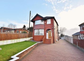 Thumbnail 3 bed detached house for sale in Eccles Old Road, Salford