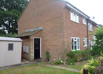 Thumbnail 1 bed semi-detached house to rent in Oberon Close, Waterlooville