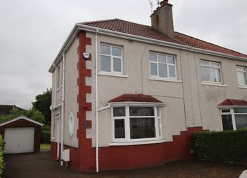 3 bed semi-detached house for sale in Weirwood Avenue, Baillieston, Glasgow G69