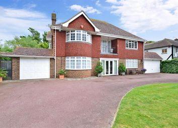 Thumbnail 4 bed detached house for sale in Barnes Avenue, Margate, Kent