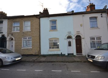 Thumbnail 3 bed terraced house for sale in Military Road, The Mounts, Northampton