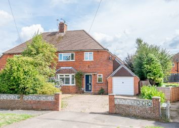 Thumbnail 4 bed semi-detached house for sale in Greenhill Way, Wrecclesham, Farnham