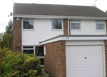 Thumbnail 3 bed property to rent in Somersby Crescent, Maidenhead, Berks