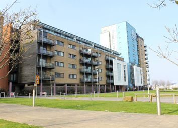 Thumbnail 1 bed flat to rent in Kilcredaun House, Prospect Place, Cardiff Bay