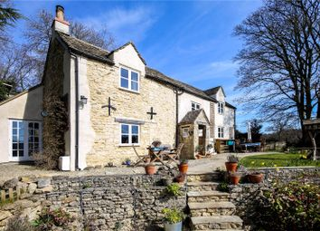 Thumbnail 3 bed detached house for sale in Whiteway Bank, Horsley, Stroud, Gloucestershire