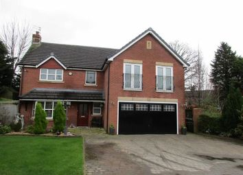 Thumbnail 5 bedroom detached house for sale in St Marys Court, Lowton, Cheshire