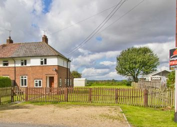 Thumbnail 3 bedroom semi-detached house for sale in Tuns Road, Necton, Swaffham