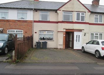 Thumbnail 3 bed terraced house to rent in Fanshawe Road, Acocks Green, Birmingham