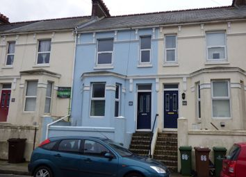 Thumbnail 2 bed terraced house for sale in South Milton Street, Plymouth