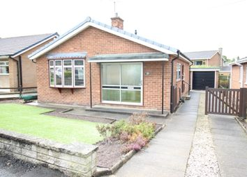 Thumbnail 2 bed detached bungalow for sale in Curzon Drive, Worksop