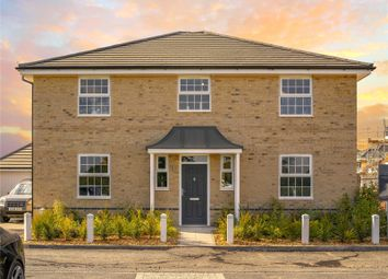 Thumbnail 5 bed detached house for sale in Victory Fields, School Road, Elmstead Market, Colchester