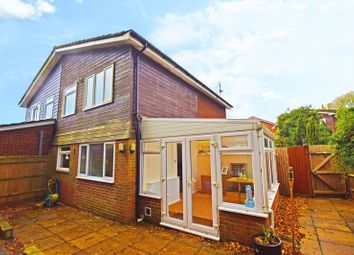 Thumbnail 1 bed terraced house for sale in Wolfe Close, Crowborough