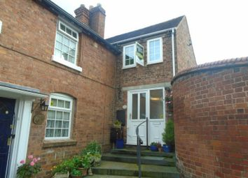 Thumbnail 2 bed terraced house for sale in Janes Place, Coton Hill, Shrewsbury