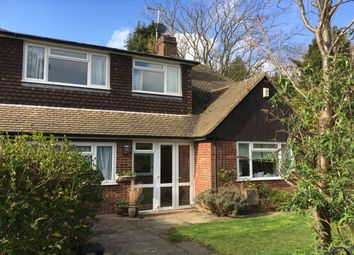 Thumbnail 3 bed bungalow for sale in Hows Close, Broad Oak, Rye