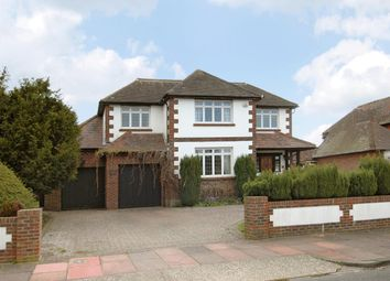 Thumbnail 4 bed detached house to rent in Cissbury Drive, Findon