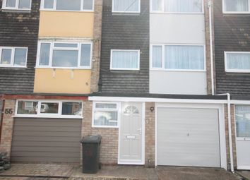 Thumbnail 3 bed town house to rent in Gloucester Avenue, Lowestoft