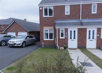 Thumbnail 2 bed semi-detached house to rent in Charlotte Grove, Great Sankey, Warrington