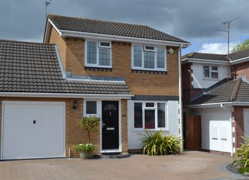 Thumbnail 3 bedroom link-detached house for sale in Birchwood Gardens, Cardiff
