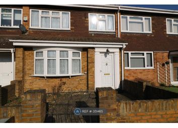 Thumbnail 3 bed terraced house to rent in Ongar Way, Rainham