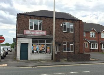 Thumbnail Retail premises for sale in 722-724 Atherton Road, Hindley Green, Wigan