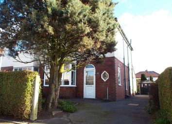 Thumbnail 3 bed semi-detached house for sale in Oakwood Drive, Fulwood, Preston, Lancashire