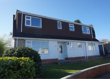 Thumbnail 3 bed detached house for sale in Devonshire Drive, Aberdare