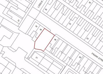 Thumbnail Land for sale in Frank Street, Penkhull, Stoke-On-Trent
