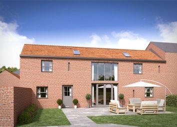 Thumbnail 4 bed mews house for sale in Elvington Lane, Dunnington, York