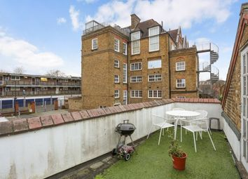 Thumbnail 1 bedroom flat to rent in Ashby Mews, London