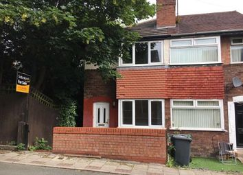 Thumbnail 2 bed town house for sale in 20 Marquis Street, Birkenhead, Merseyside