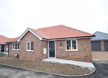 Thumbnail 3 bed detached bungalow for sale in Plot 2 Whitegates Mews, Little Clacton
