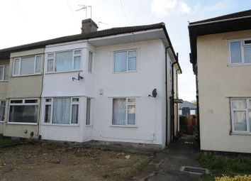 Thumbnail 2 bed flat for sale in Wharnecliffe Close, Whitchurch, Bristol