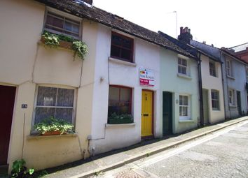 Thumbnail 1 bed terraced house for sale in St. John Street, Lewes