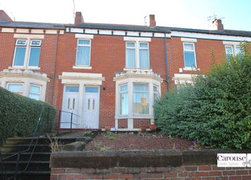 Thumbnail 2 bed flat to rent in Stowell Terrace, Gateshead