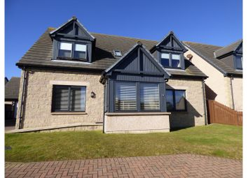 Thumbnail 4 bed detached house for sale in Brae View, Gourdon Montrose