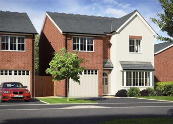 Thumbnail 4 bed detached house for sale in Plot 26, Meadowdale, Barley Meadows, Llanymynech, Shropshire
