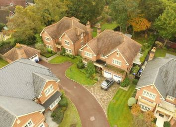Thumbnail 5 bed detached house for sale in Woodham Gate, Woking