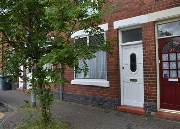Thumbnail 3 bed terraced house to rent in Frances Street, Crewe