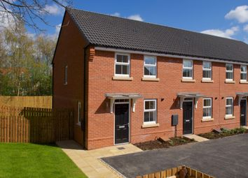 "Thumbnail 2 bed terraced house for sale in ""Winton"" at Forest House Lane, Leicester Forest East, Leicester"