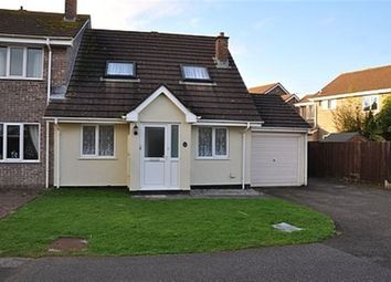 Thumbnail 3 bed property to rent in Polmennor Road, Falmouth