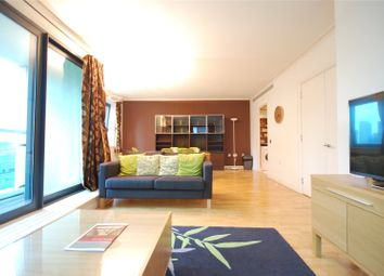 Thumbnail 2 bed flat to rent in Discovery Dock Apartments East, Canary Wharf, London