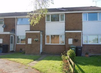 Thumbnail 2 bedroom terraced house to rent in Condor Close, Broughton Astley, Leicester