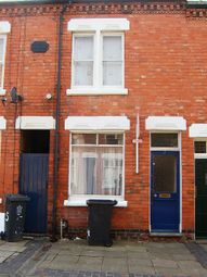Thumbnail 2 bed terraced house to rent in Seymour Road, Leicester