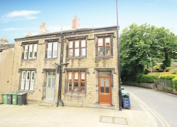 Thumbnail 2 bed terraced house for sale in Westgate, Almondbury, Huddersfield, West Yorkshire