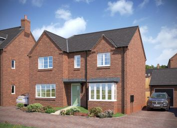 Thumbnail 4 bedroom detached house for sale in Milton Road, Repton, Derby