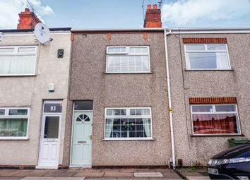 Thumbnail 2 bed terraced house for sale in Harold Street, Grimsby